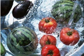 蔬菜水果农药残留咋去除
